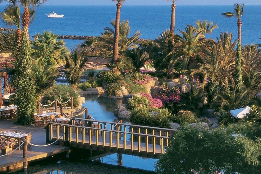 Freeform pool at Annabelle, Cyprus