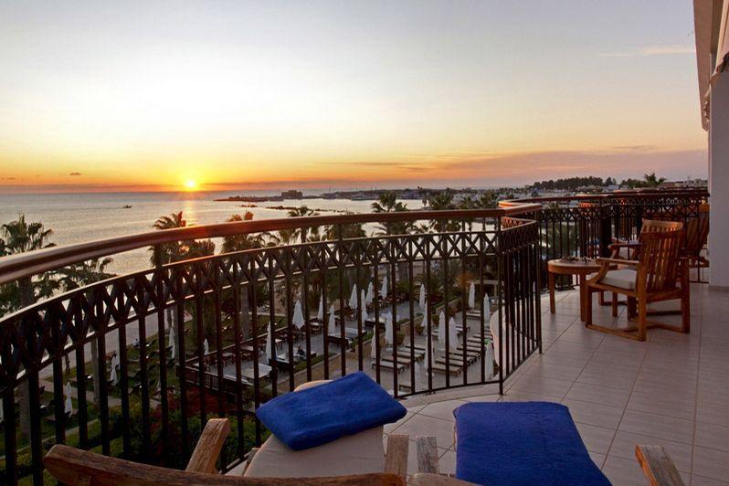Ocean views at Annabelle, Cyprus