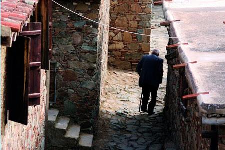 Cyprus traditional village