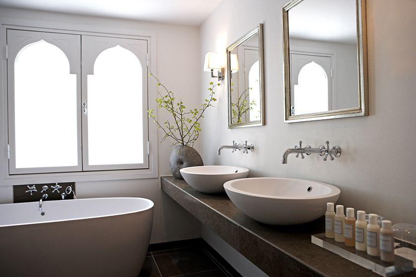 Bathroom at Nimb Hotel, Copenhagen