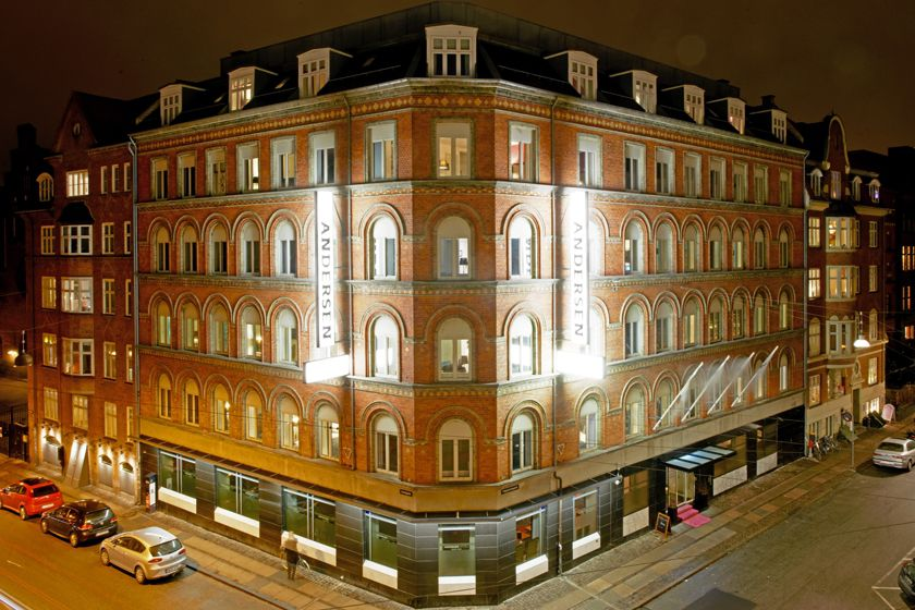Royal denmark with small danish hotels holidays 2017 for Andersen boutique hotel copenhagen