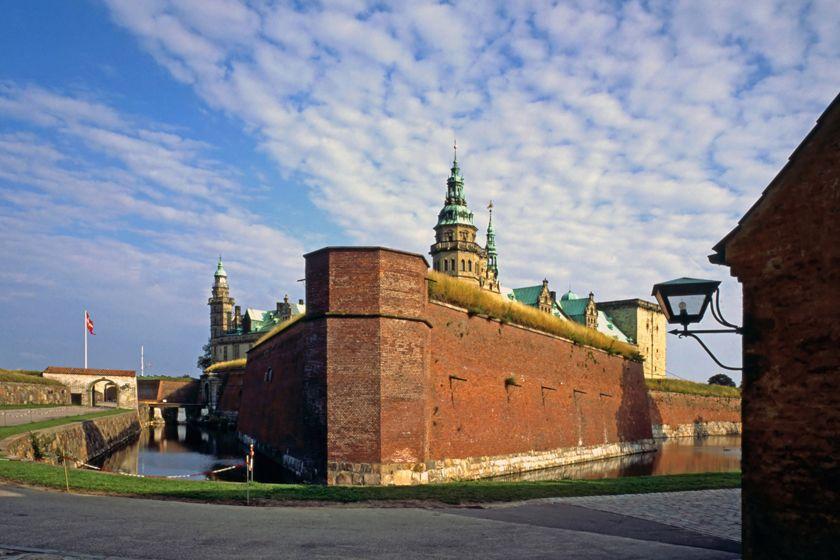 Kronberg Castle nr Helsingor