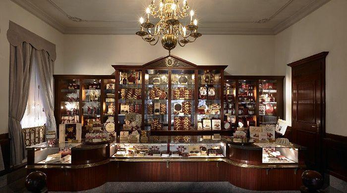 Interior, Hotel Sacher
