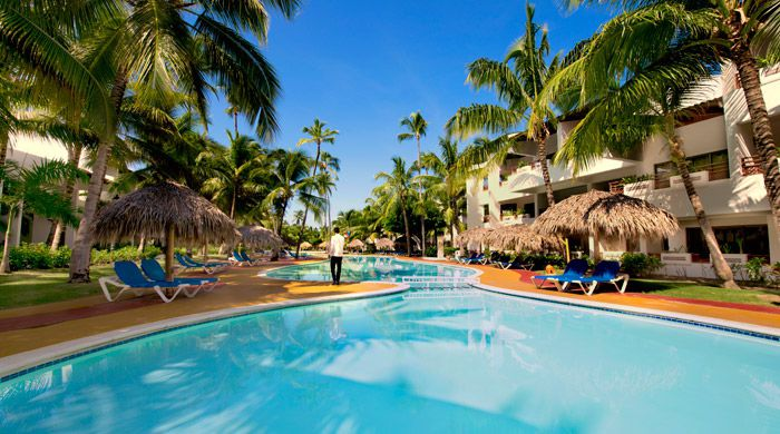 Pool, Occidental Grand Punta Cana, Dominican Republic