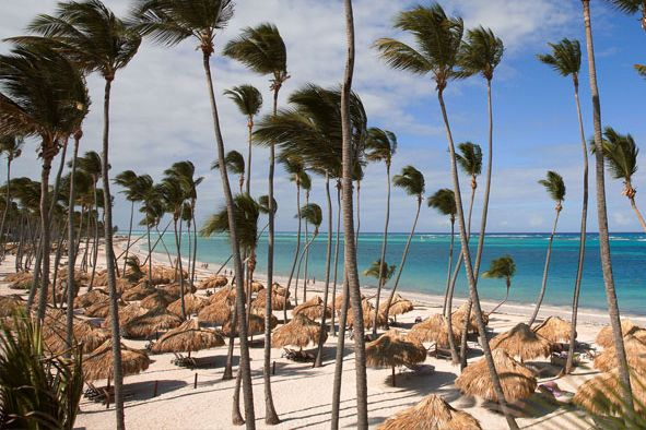 Paradisus Palma Real - Beach