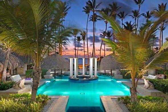 Paradisus Palma Real - Pool