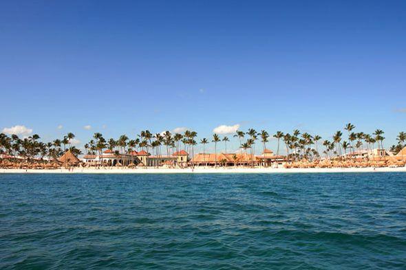 Paradisus Palma Real - view