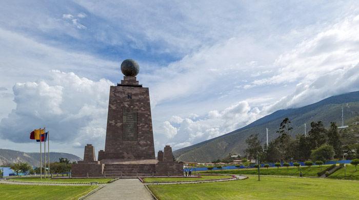 Equator, Ecuador