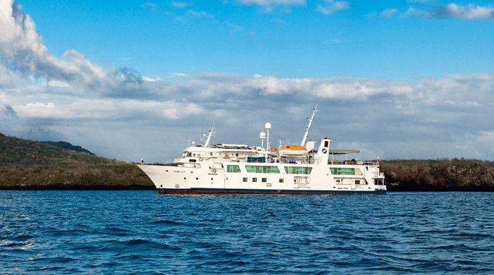 Isabela II, Galapagos, Ecuador