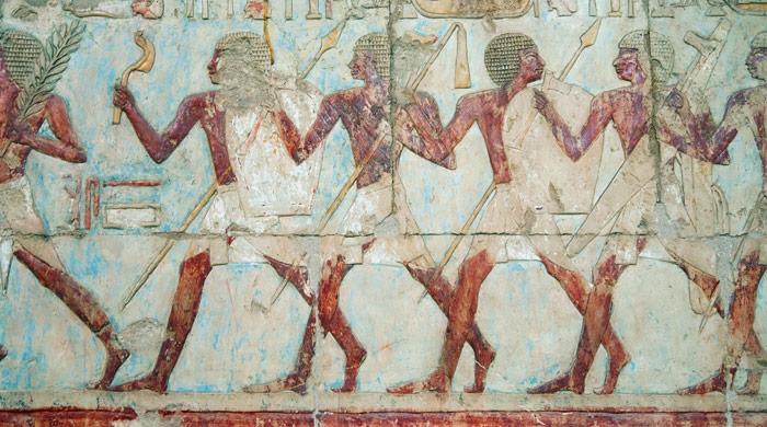 Hatsheput Temple, Luxor, Egypt