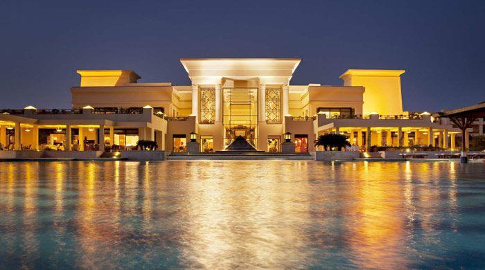 Sheraton Soma Bay, Hurghada, Egypt