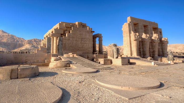 Temple of Rameses, Luxor
