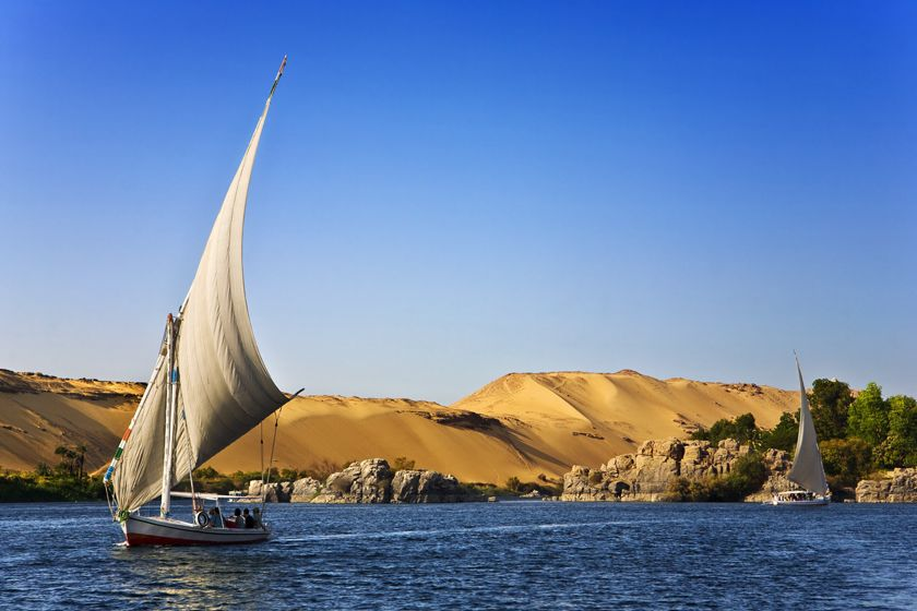The Nile, Egypt