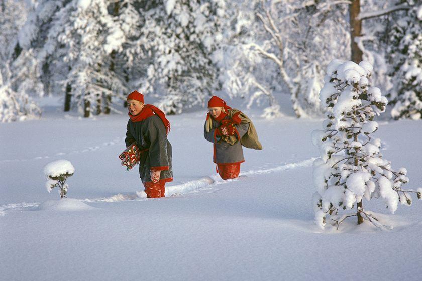 Santa's Elves, Finland
