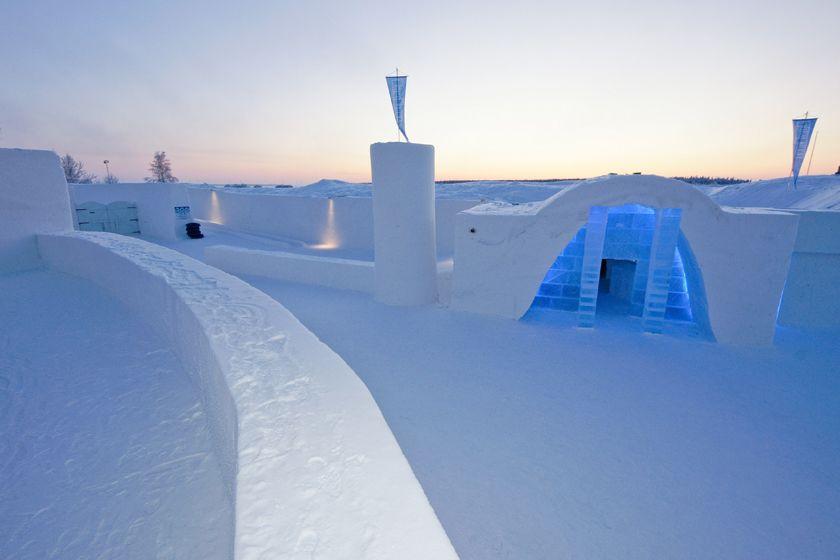 SnowCastle, Kemi