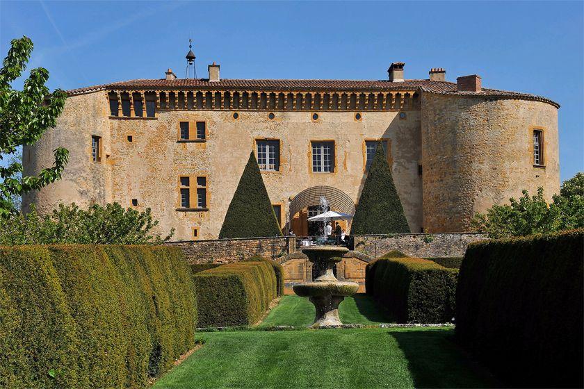 Chateau de Bagnols, Lyon