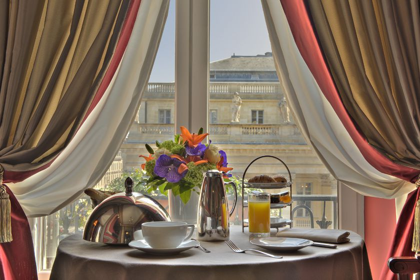 Grand Hotel de Bordeaux & Spa, Bordeaux