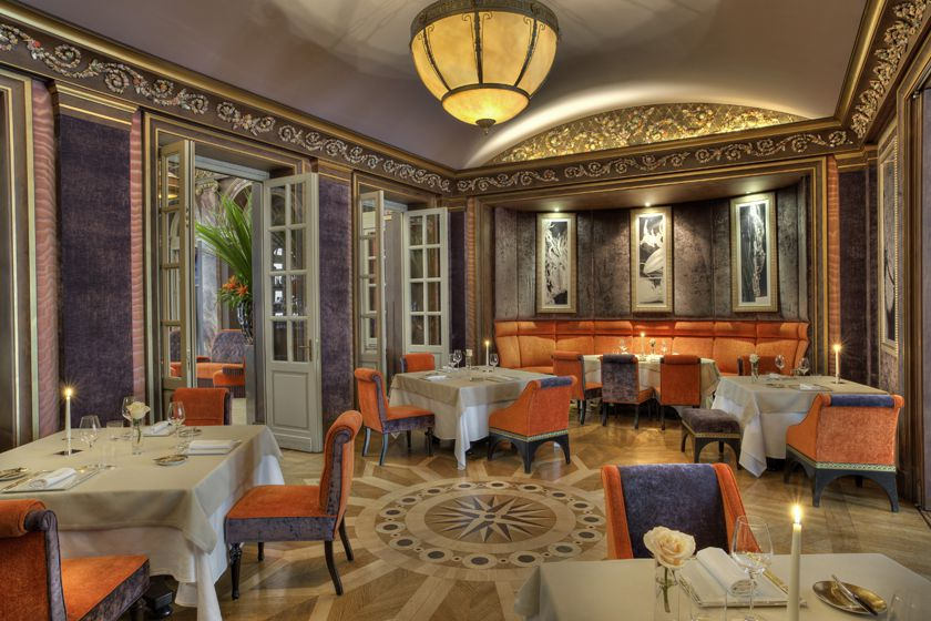 Restaurant at Grand Hotel de Bordeaux & Spa, Bordeaux