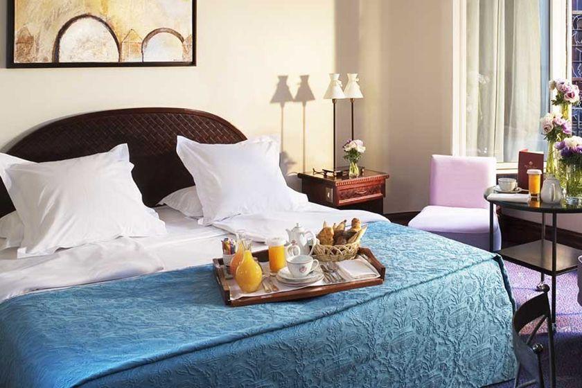 Classic Room at the Hotel Pont Royal, Paris