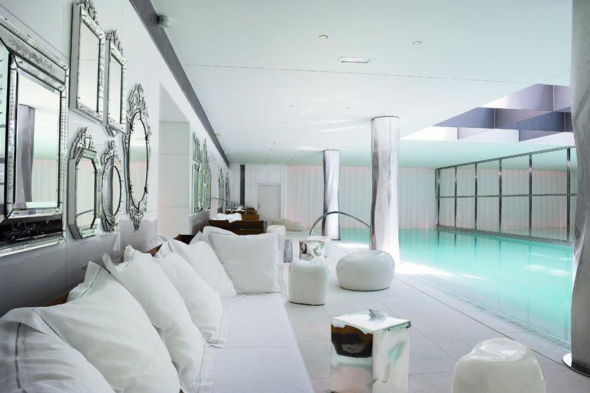 Raffles Paris spa