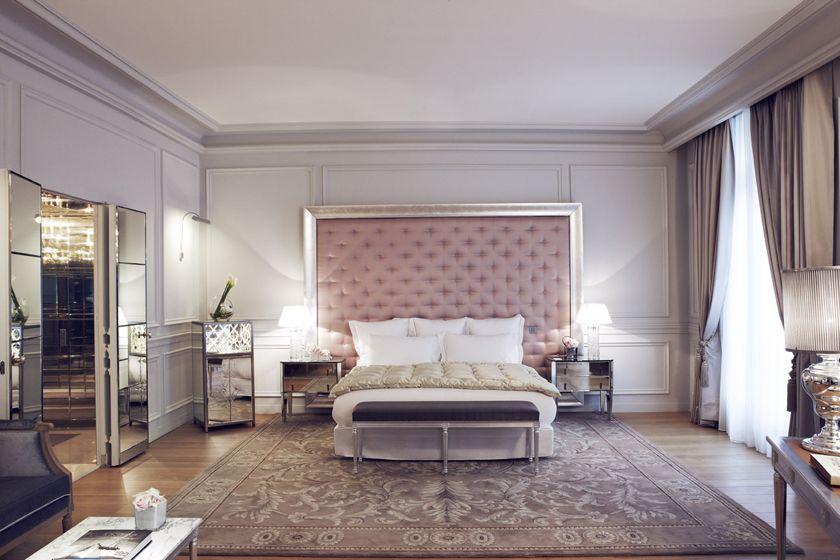 Raffles Paris suite