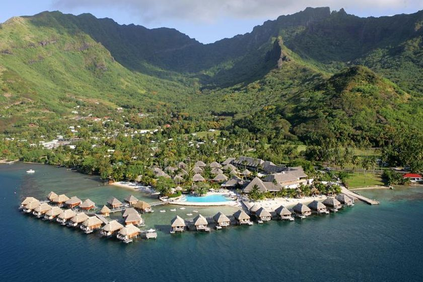 Pearl Beach Resort, Mo'orea