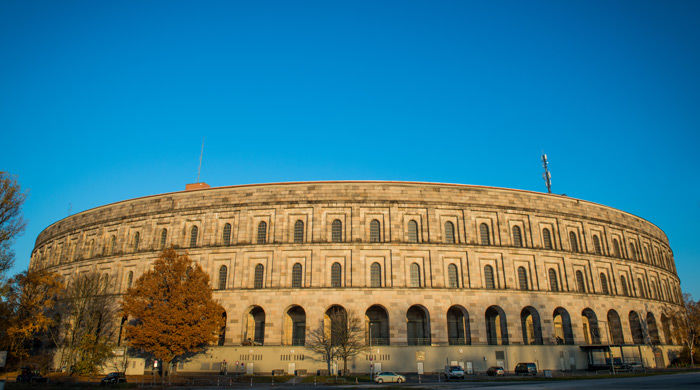 Congress Building, Nuremberg, Germany