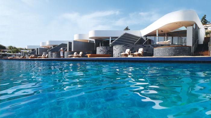 Outdoor pool, Elounda Beach Hotel and Villas, Crete
