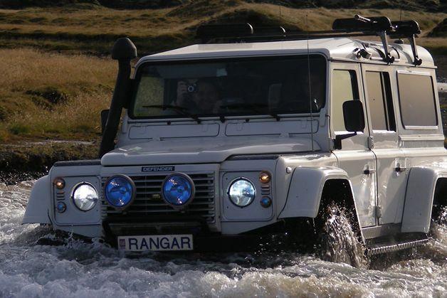 Superjeep, Iceland
