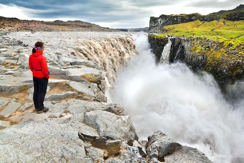 Dettisfoss, Iceland