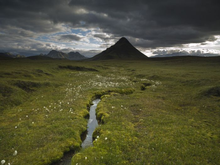 Mountain, Iceland