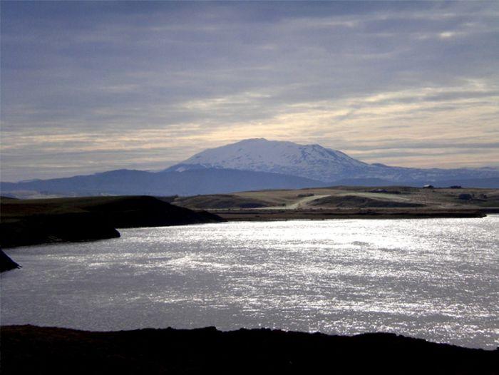 Mt Helka, Iceland