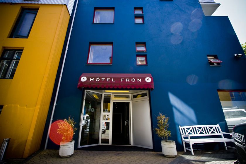 Hotel Fron, Reykjavik