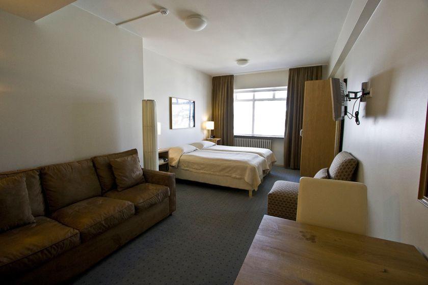 Room at Hotel Fron, Reykjavik