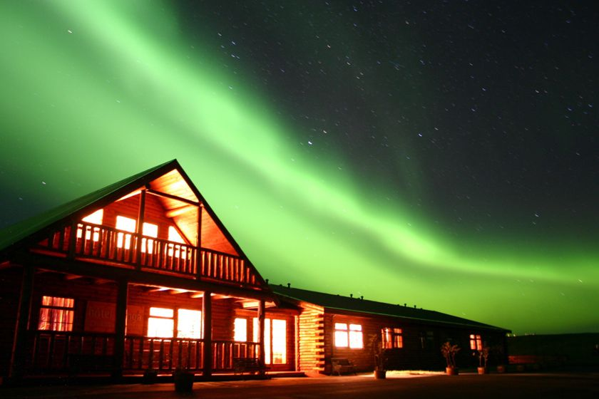 Hotel Ranga & Northern Lights