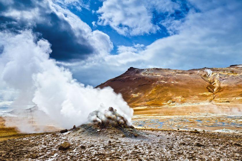 Volcanoes & Glaciers
