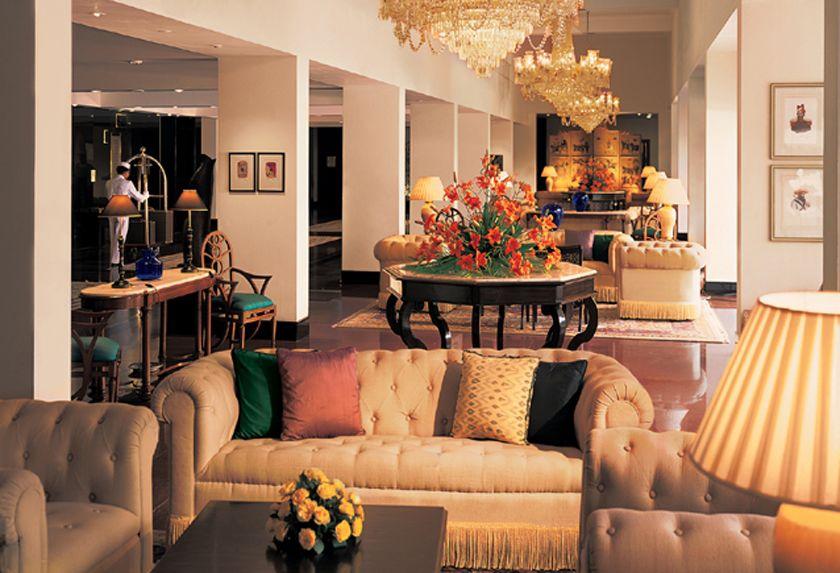The Oberoi, New Delhi - Lobby