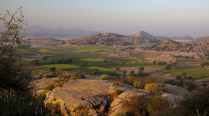 The surrounding area, Jawai Leopard Camp