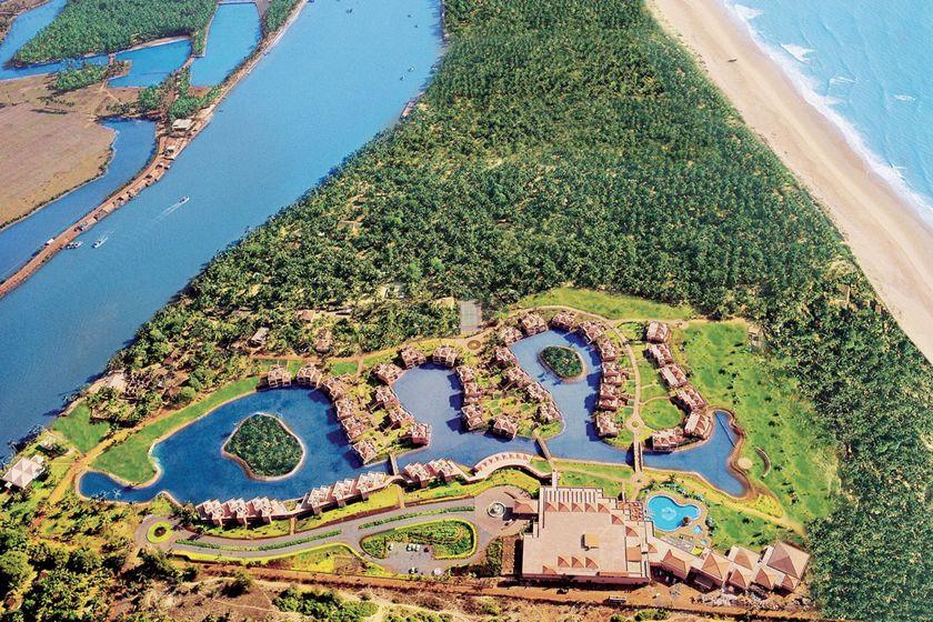 Leela Goa, India