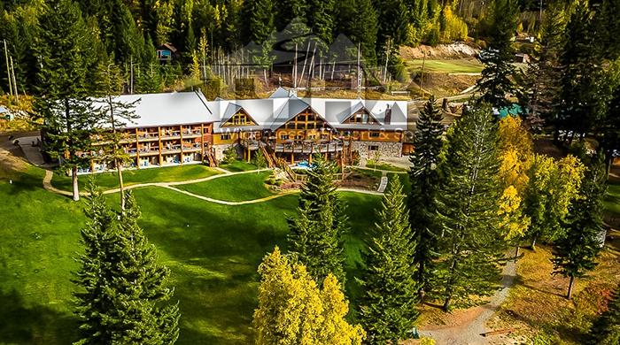 Tyax Wilderness Resort