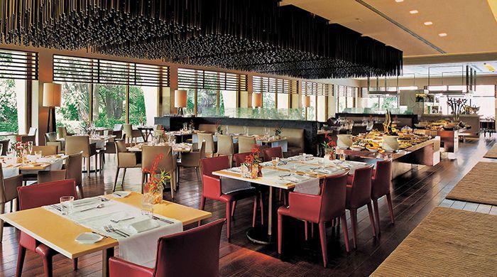 Threesixty, restaurant