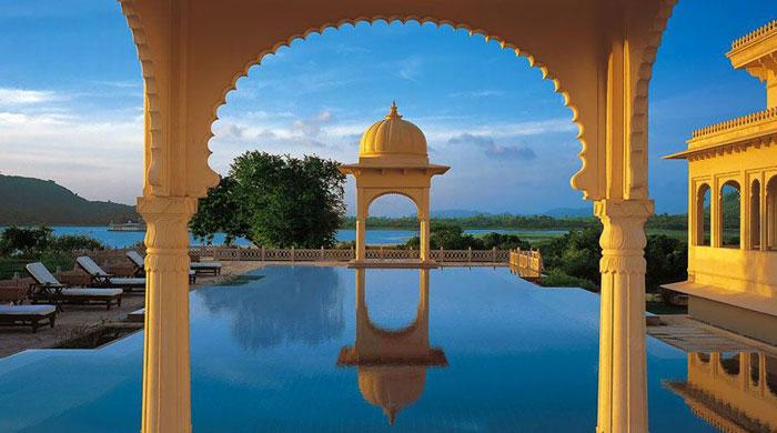 Spa at Oberoi Udaivilas, Udaipur, Rajasthan