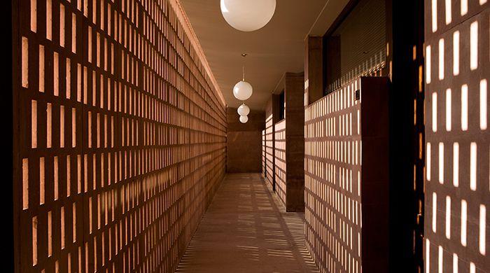 Jaali Corridor