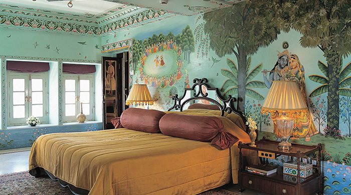 Sajjan Niwas Suite, Taj Lake Palace