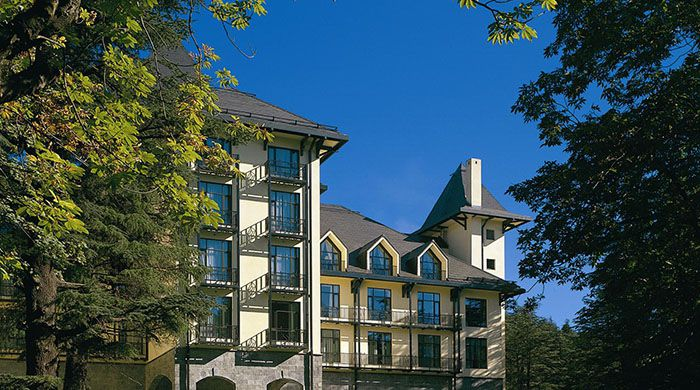 The Wildflower Hall, Shimla