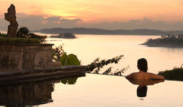 Bayfront Pool Villa, Banyan Tree Bintan