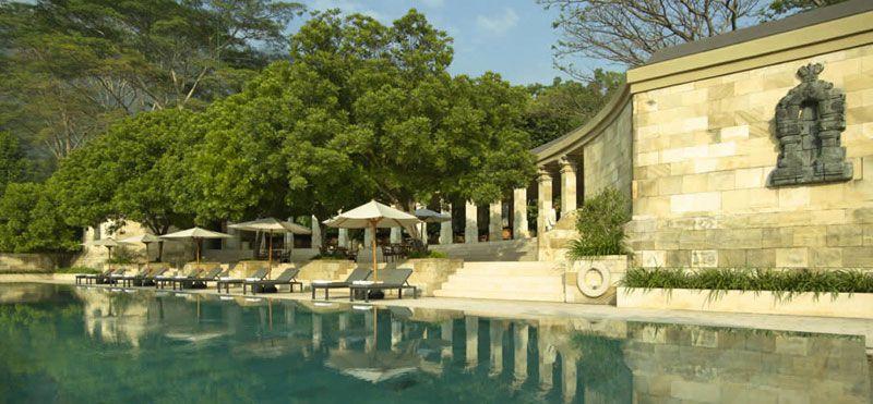 Amanjiwo Pool Club