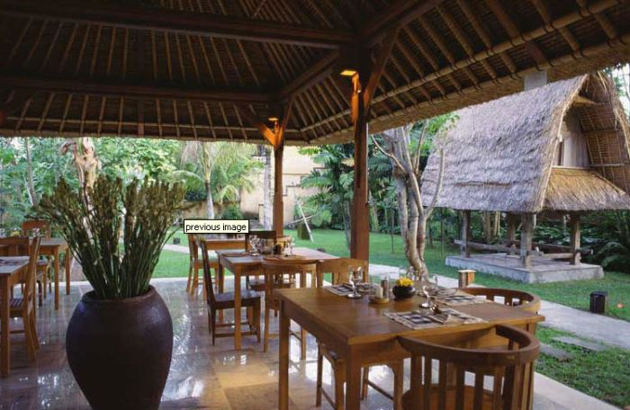 Komaneka Resort at Monkey Forest