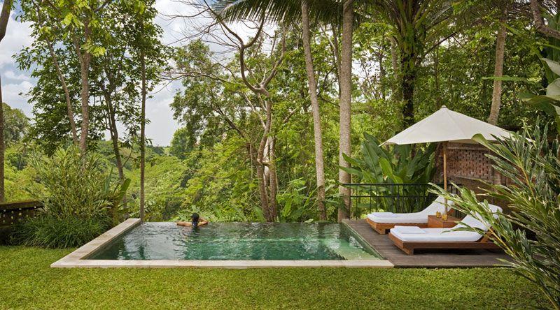 Pool suite, Uma Ubud
