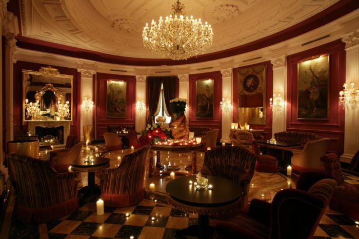 Regina Hotel Baglioni lounge